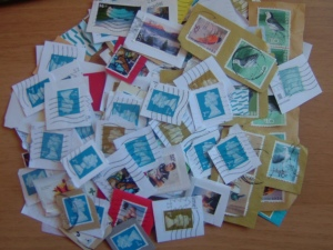 used-stamps
